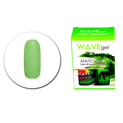 WCG85 GREEN MATCHA
