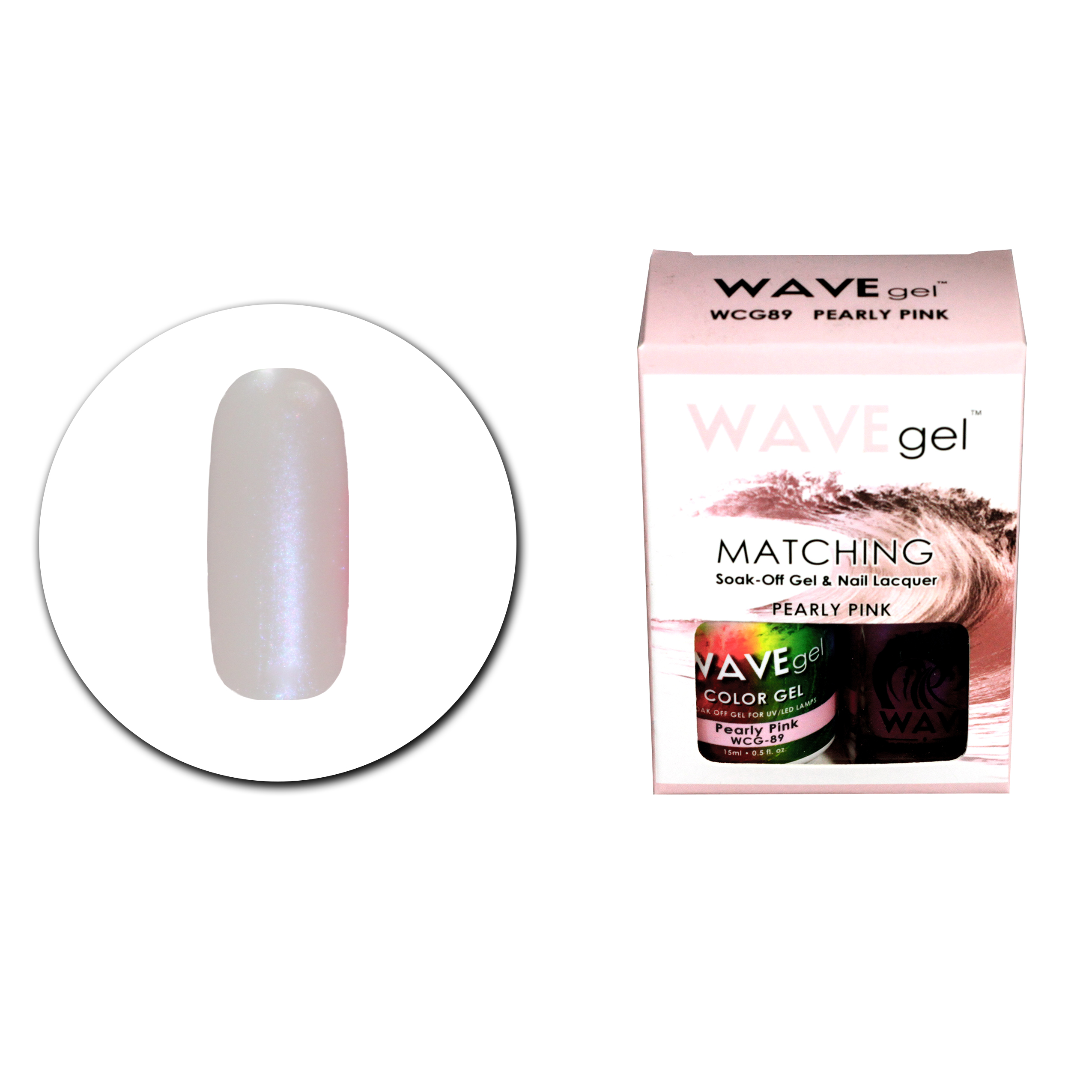 WCG89 PEARLY PINK