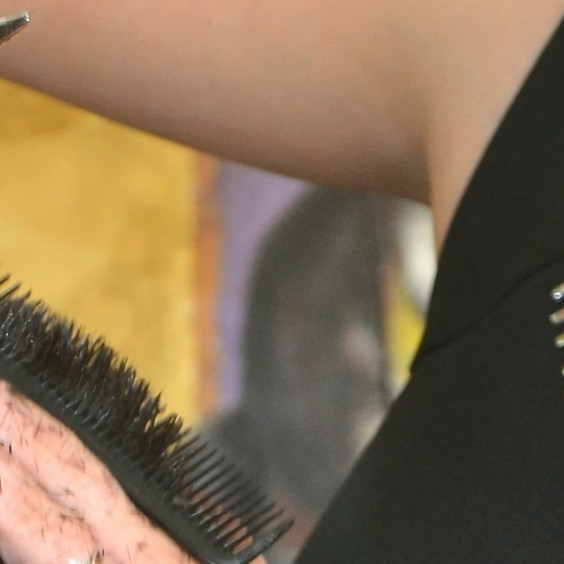 Creative Hair cutting Master class
