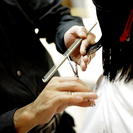 Perfecting Hair Cutting Master Class 14th December