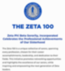 The Zeta 100 Collective