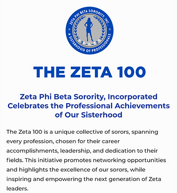 The Zeta 100 Collective