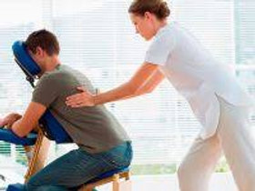 Curso de Quick Massage e Geoterapia