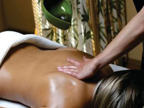Curso de Massagem Ayurvédica