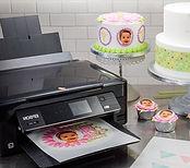 съедобная печать на торт