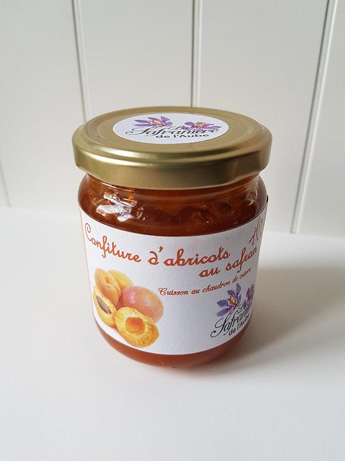 Confiture d'Abricots au Safran