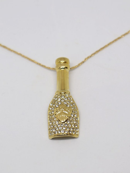 Collier Grosse Bouteille