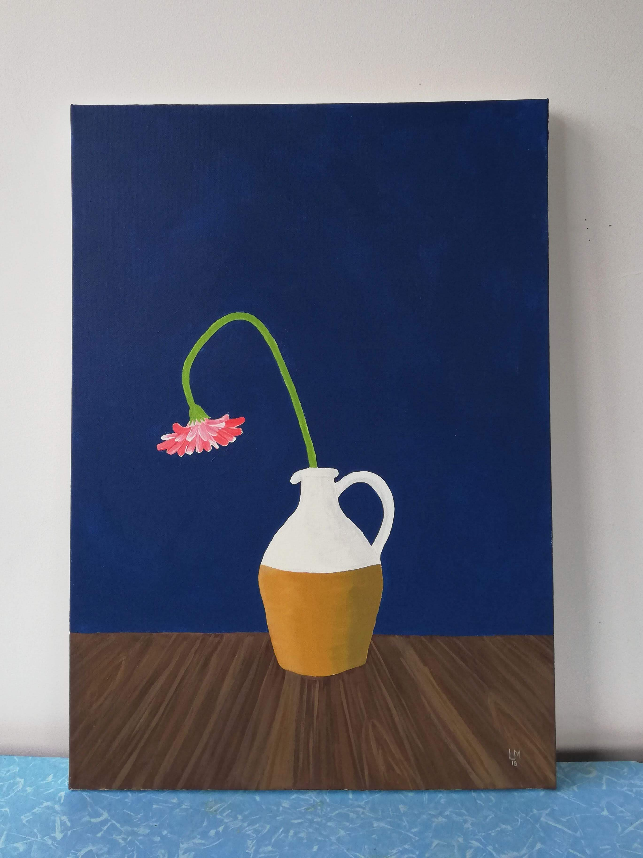 'Wilted Flower in a Jug'