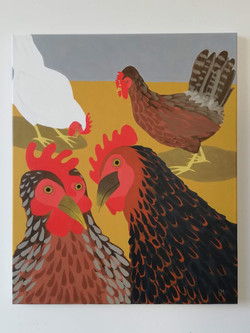 'Four Chickens'