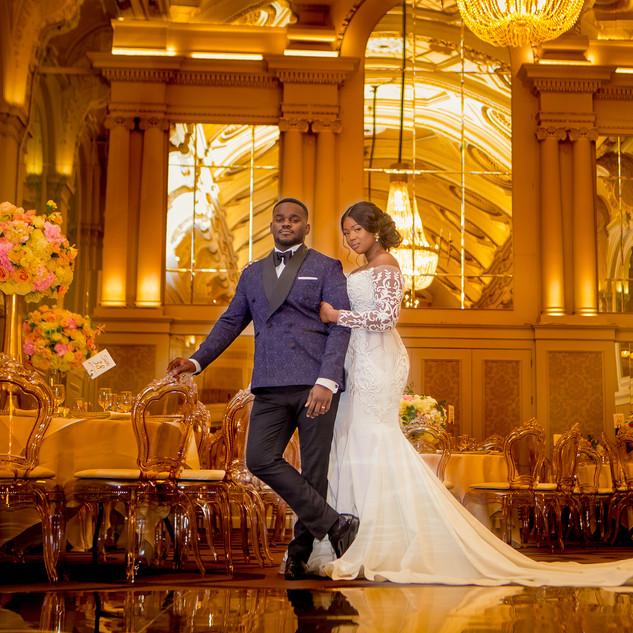 Abiola & Eseroghene