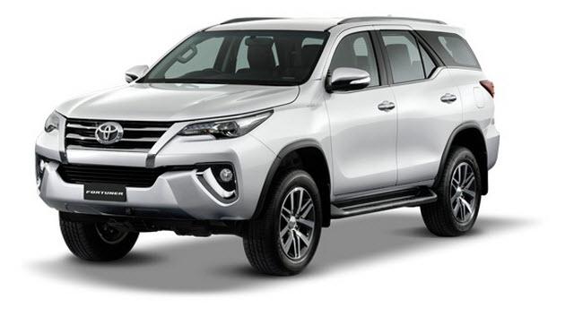 Toyota fortuna