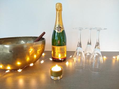 Voor wie is het derde glas champagne?