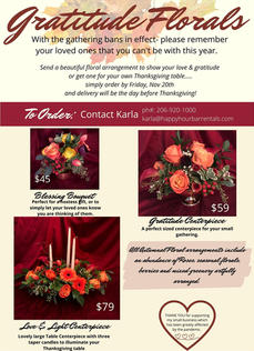 Gratitude Florals