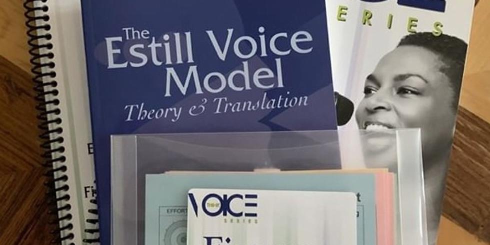 Estill Practise Group: Voice Qualities