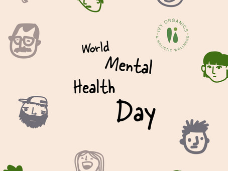 World Mental Health Day: 3 Mindful Techniques