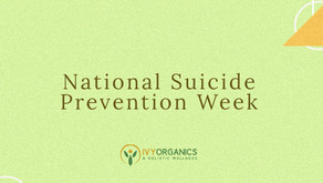 Resources: Suicide Prevention & Awareness