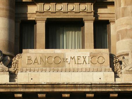 Reservas internacionales de México a la alza en época de pandemia