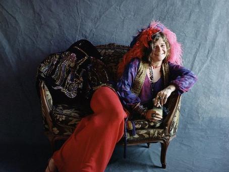 El día que se apagó la voz y la risa de Janis Joplin