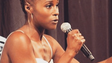 Issa Rae:  Revamping the Simple Up-do's