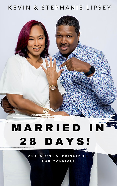 Married in 28 Days Pre-Order