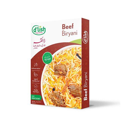 Beef Biryani