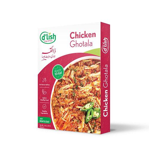 Chicken Ghotala