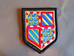 Insigne de région Bourgogne