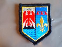 Insigne de région P.A.C.A.