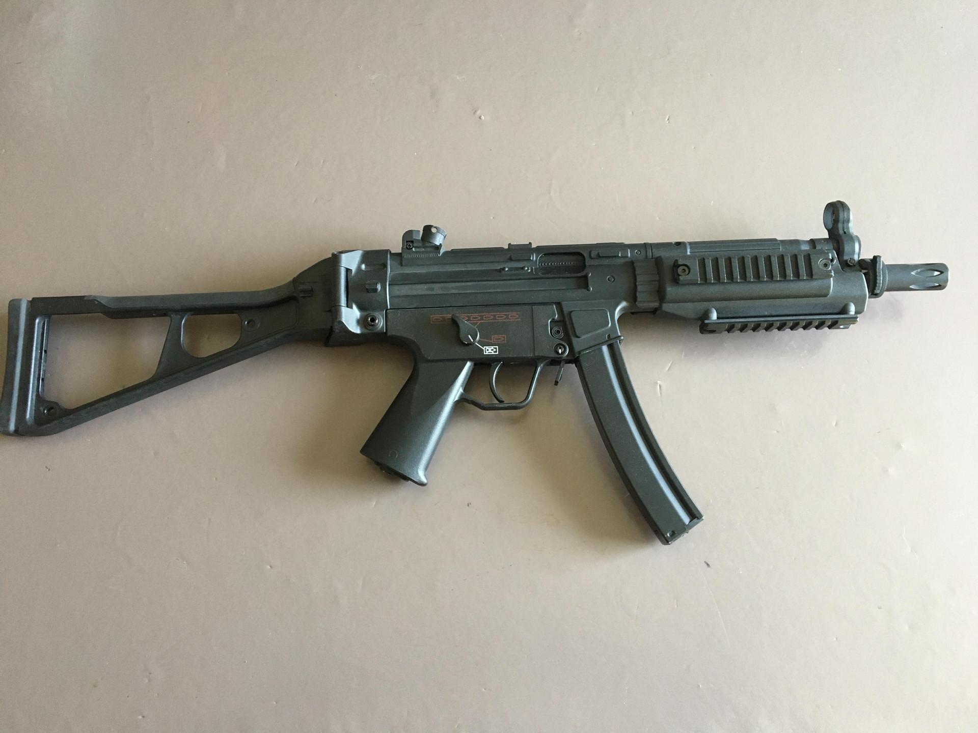 HK MP5 K