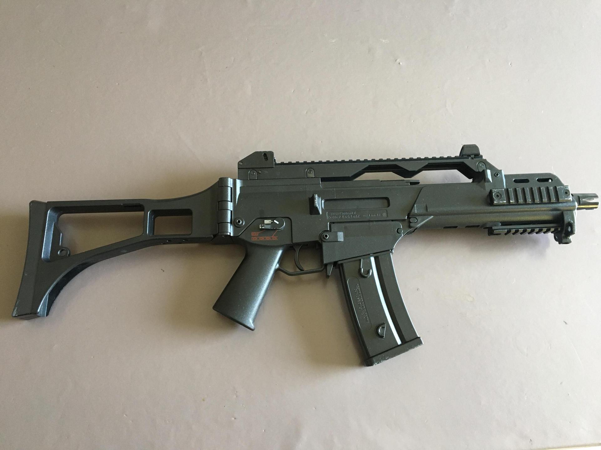 HK G36 C