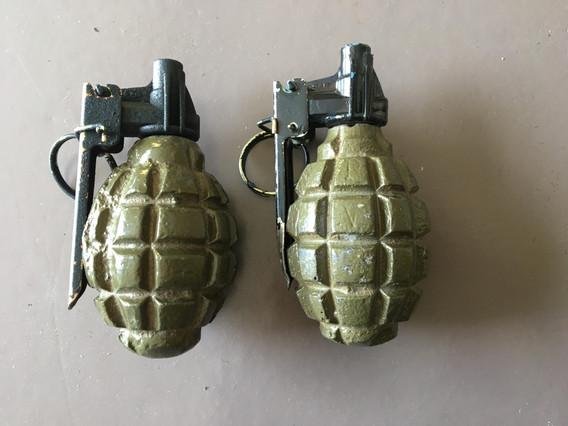 grenades explosives