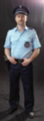 Tenue été police 1985 - 2000