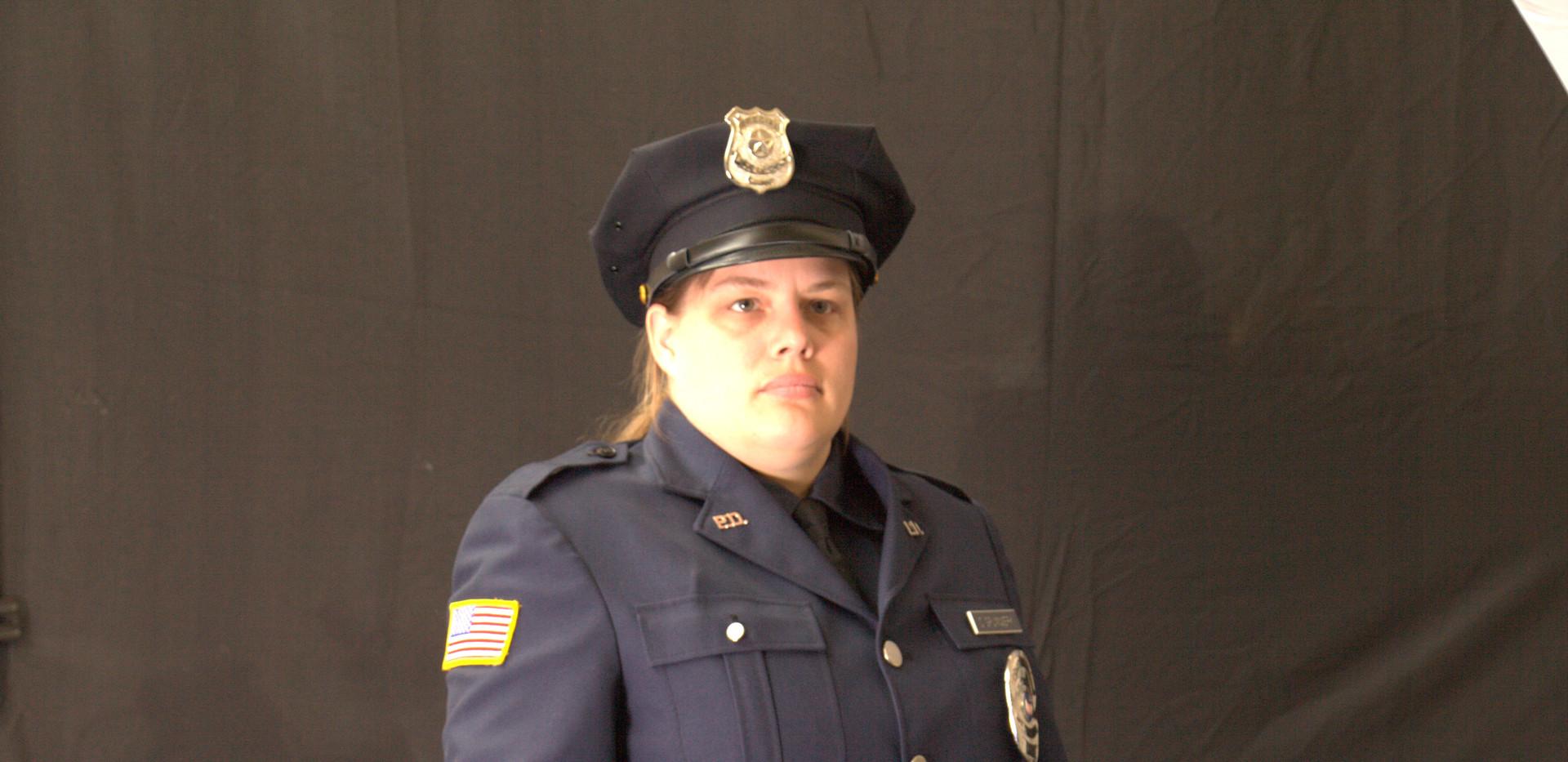 Policier USA