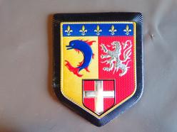 Insigne de région Rhone-Alpes