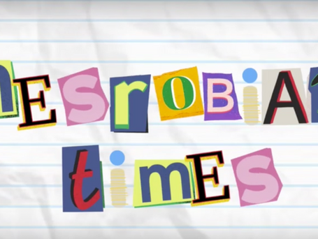 Mesrobian Times By: Mary Javaherian