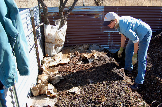 Composting for Permaculture