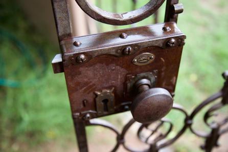 Patagonia Library Door