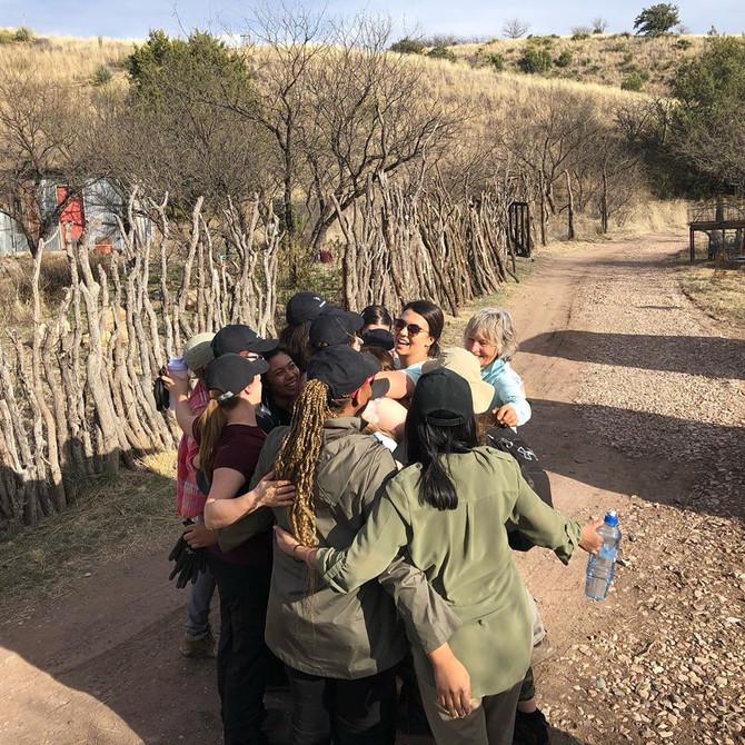 Deep Dirt dissolves and joins Borderlands Restoration Network