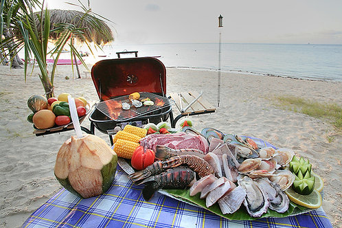 Friday Beach Barbecue