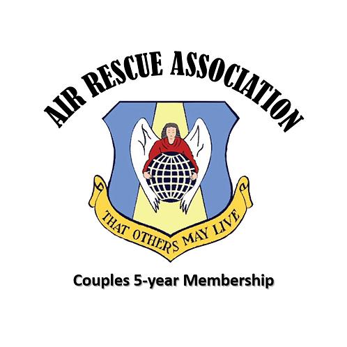 Couples 5-year Membership