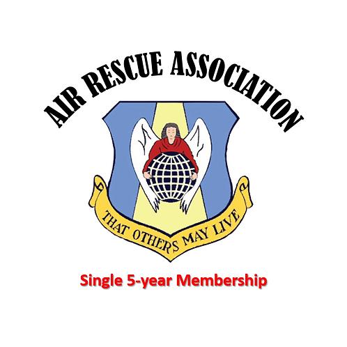 Single 5-year Membership