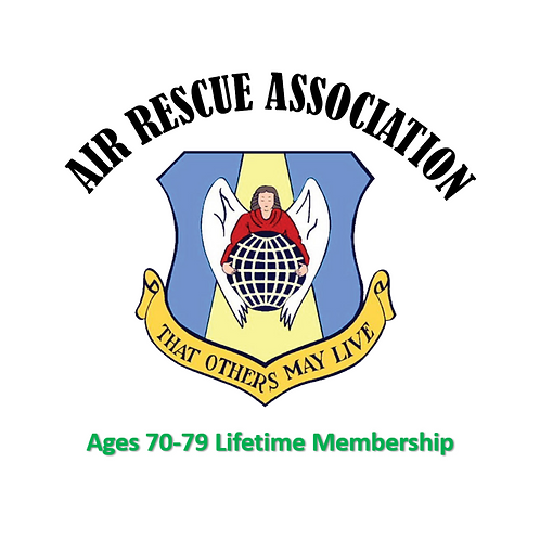 Lifetime Membership (ages 70-79)