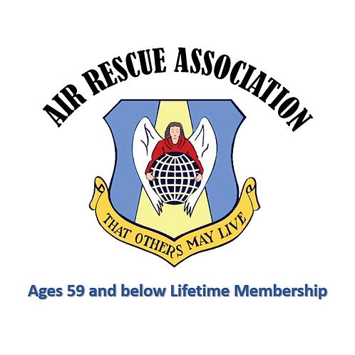 Lifetime Membership (ages 59 and below)