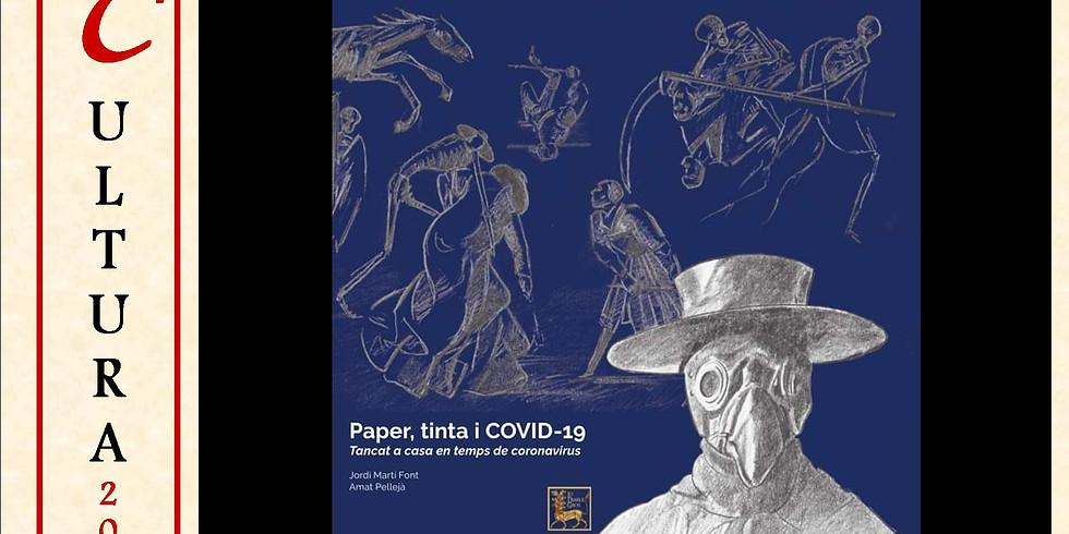 Presentació del llibre Paper, tinta i COVID-19