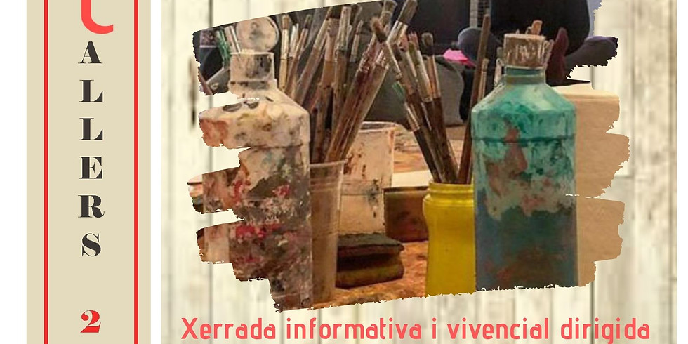 Xerrada-taller Artteràpia Gestàltica