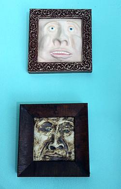 Anna D'Aste, new framed faces