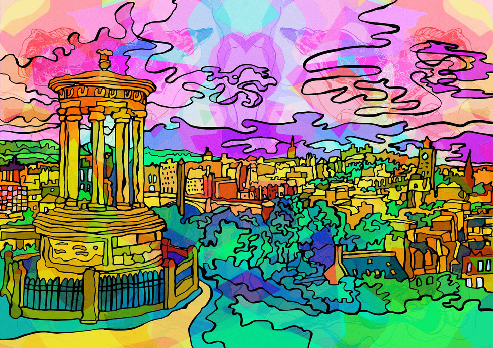 Edinburgh Carlton Hill & Monument 3 LQ.j