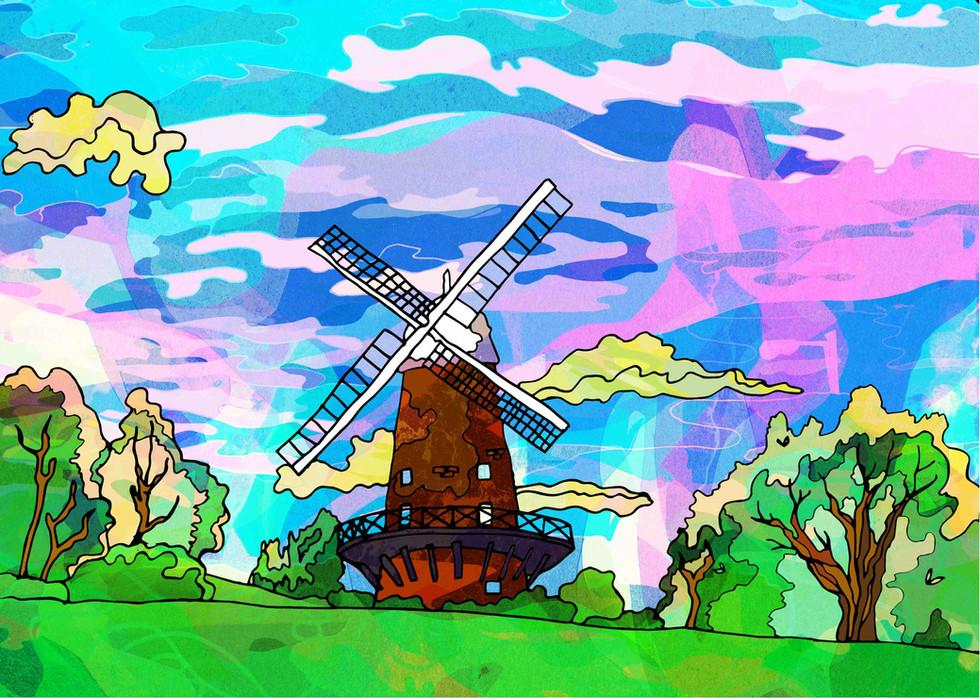 Green's mill in Sneinton