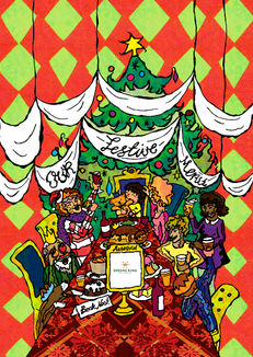 Greene King Christmas