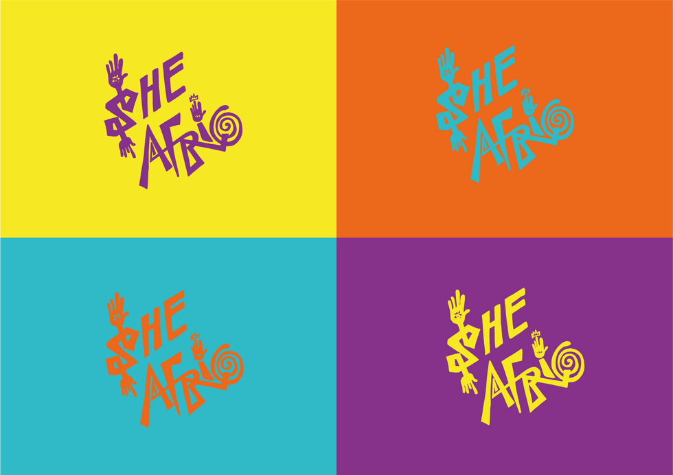Sheafriq Logo Variations